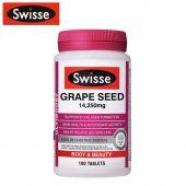Swisse 葡萄籽片14250mg 180片