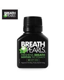 Breath Pearls口气清新胶囊50粒