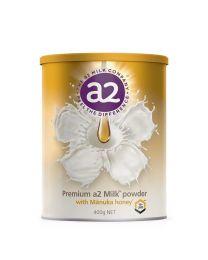 【包邮】A2 麦卢卡蜂蜜奶粉 400g