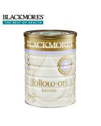 【包邮】Blackmores婴幼儿配方牛奶粉900g二段