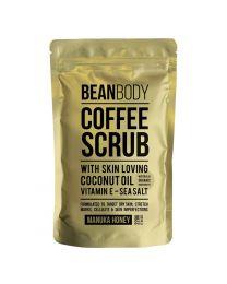 Beanbody咖啡身体磨砂膏金色 去角质去死皮提亮肤色