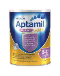 【包邮】Aptamil 无乳糖奶粉 0-12月 900g