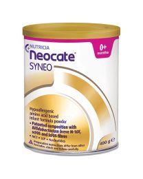 【包邮】纽康特Neocate SYNEO益生菌氨基酸奶粉 适用婴儿牛奶蛋白过敏 1段 400g
