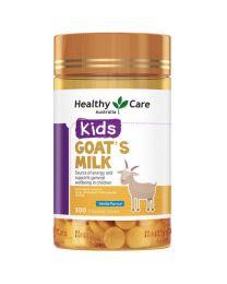 Healthy Care 羊奶咀嚼片 提高免疫力 300粒 香草味