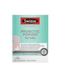 Swisse Ultinatal 婴儿益生菌粉 1.5gX28包