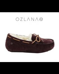 【包邮】OZLANA UGG OZ3004 巧克力色(35码-39码)下单前请联系客服备注尺码哦