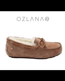 【包邮】OZLANA UGG OZ3004 栗色(35码-39码)下单前请联系客服备注尺码哦 需等待一周补货