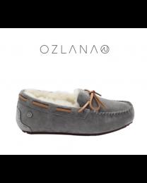 【包邮】OZLANA UGG OZ3004 灰色(35码-39码)下单前请联系客服备注尺码哦