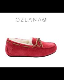 【包邮】OZLANA UGG OZ3004 红色(35码-39码)下单前请联系客服备注尺码哦