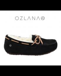 【包邮】OZLANA UGG OZ3004 黑色(35码-39码)下单前请联系客服备注尺码哦