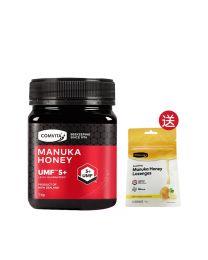 Comvita  新西兰康维他麦卢卡蜂蜜5+ 1kg 送蜂蜜糖