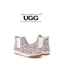 【包邮】KIDS OZWEAR UGG OB192 斑点款 保暖耐磨防滑儿童鞋童靴(5/6、7/8、9/10、11/12、13/1、1/2) 下单前请联系客服备注尺码哦