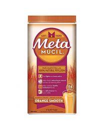 Metamucil 天然膳食纤维素粉剂 香橙味673g