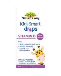 Nature's way 佳思敏婴幼儿维生素D3滴剂20ml