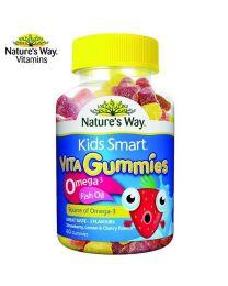 Nature's Way Kids Smart 佳思敏 儿童鱼油软糖 60粒
