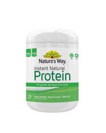 Nature's Way 天然有机速溶蛋白质粉原味 375g