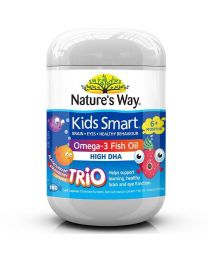 Nature's Way Kids Smart 儿童三色鱼油 180粒