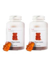 【包邮】【两件装】Unichi 胶原蛋白小熊软糖 60粒