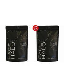 Face Halo 超细纤维卸妆海绵扑神奇卸妆棉水洗3只装 买一送一