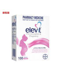 Elevit 女士爱乐维孕妇维生素含叶酸 100粒