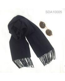 【买一送一】【包邮】Posh SDA10005 美利奴羊毛围巾  30*180cm