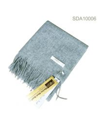 【买一送一】【包邮】Posh SDA10006 美利奴羊毛围巾  30*180cm