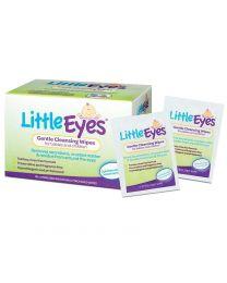 Little Eyes擦眼湿巾 无酒精 30片 独立包装