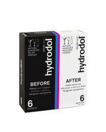 Hydrodol 解酒剂(喝酒前后使用)12袋