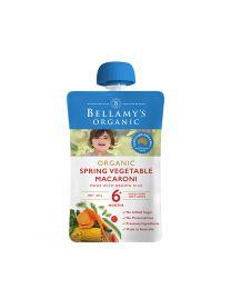 Bellamy 贝拉米 有机 复合蔬菜果泥 婴儿辅食 6+ 120g