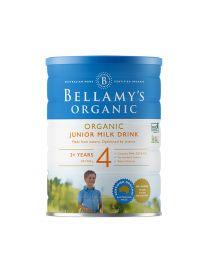 【包邮】Bellamy's 贝拉米有机奶粉900g 4段