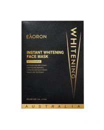 EAORON --水光针面膜(黑色) 美白1盒5片
