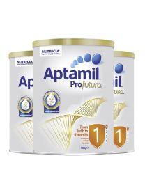 【包邮】【三件装】Aptamil 爱他美 白金装奶粉 1阶