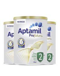 【包邮】【三件装】Aptamil 爱他美 白金装奶粉 2阶