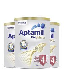 【包邮】【三件装】Aptamil 爱他美 白金装奶粉 4阶