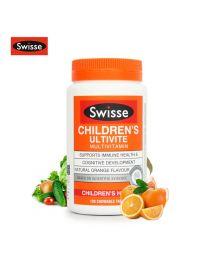 Swisse 儿童维生素矿物质复合咀嚼片 120粒
