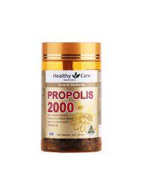 Healthy Care  黑蜂胶 2000mg 200粒