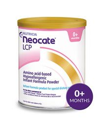 【包邮】纽康特Neocate氨基酸配方奶粉婴幼儿牛奶蛋白过敏湿疹深度水解DHA 400g