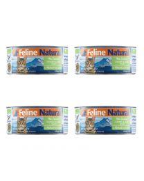【国内仓】【包邮】K9 Feline Natural - Chicken & Grass-Fed Lamb Feast  天然无谷猫罐头-鸡肉&羊肉85g*4