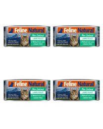 【国内仓】【包邮】K9 Feline Natural - Lamb  Feast  天然无谷猫罐头-羊肉85g*4