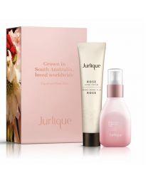 【包邮】Jurlique茱莉蔻圣诞经典礼盒(玫瑰手霜40ml+玫瑰花卉水50ml)
