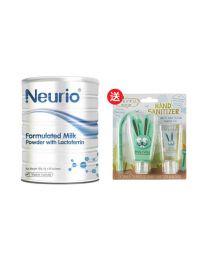 【买一送一】【包邮】Neurio婴幼儿乳铁蛋白粉 60g,送Jack N'Jill 儿童免洗洗手液 29ml*2支