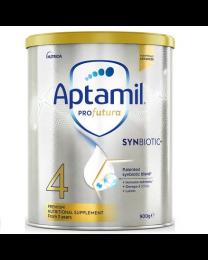 【包邮】Aptamil 爱他美 白金装奶粉 4阶(新包装)