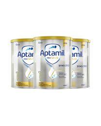 【包邮】【三件装】Aptamil 爱他美 白金装奶粉 1阶(新包装)