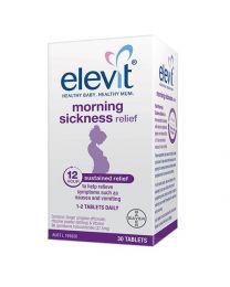 爱乐维Elevit 12小时缓解孕妇晨吐 防孕吐片 30片