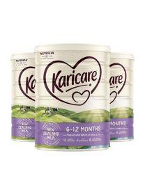 【包邮】【三件装】Karicare 可瑞康牛奶粉 2段 900g