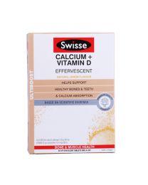 Swisse 钙+维D 泡腾片 60片