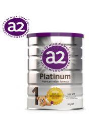 【包邮】A2 Platinum 白金婴幼儿奶粉 1段 900g