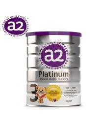 【包邮】A2 Platinum 白金婴幼儿奶粉 3段 900g