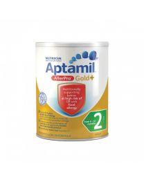 【包邮】Aptamil 爱他美 金装深度水解婴幼儿奶粉 2段 900g