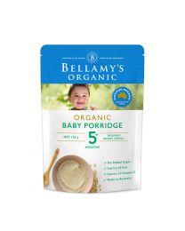 Bellamy's 燕麦米糊 5+ 125g